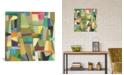 "iCanvas ""Edinburgh"" By Kim Parker Gallery-Wrapped Canvas Print - 37"" x 37"" x 0.75"""