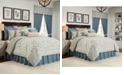 Rose Tree Placio 4pc king comforter set