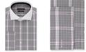 Sean John Men's Classic/Regular-Fit Check French Cuff Dress Shirt