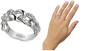 Le Vian Diamond Chain Link Statement Ring (1/2 ct. t.w.) in 14k White Gold
