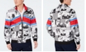 INC International Concepts INC Men's Comics Printed Track Jacket, Created for Macy's