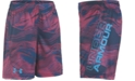 Under Armour Little Boys UA Altitude Multi-Boost Loose-Fit Moisture-Wicking Abstract-Print Shorts