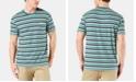 Dockers Men's Alpha Striped Pocket Slim-Fit T-Shirt