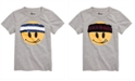 Epic Threads Little Boys Smiley Sequin T-Shirt, Created for Macy's