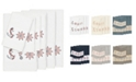 Linum Home Turkish Cotton Easton 8-Pc. Embellished Towel Set