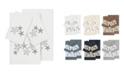 Linum Home Turkish Cotton Lydia 4-Pc. Embellished Towel Set