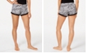 Cosabella Majestic Lace-Trim Printed Sleep Shorts, Online Only