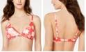 Lauren Ralph Lauren Floral-Print Bikini Top