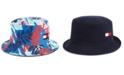 Tommy Hilfiger Men's Reid Reversible Tropical Bucket Hat