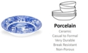 Spode Dinnerware, Blue Italian Ascot Cereal Bowl