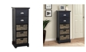 Gallerie Decor Newport Two Drawer Two Basket Table