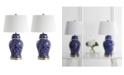 Safavieh Aharon Set of 2 Table Lamp