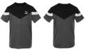 Puma Big Boys Colorblocked T-Shirt