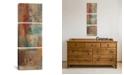 "iCanvas Oriental Trip Panel I by Silvia Vassileva Gallery-Wrapped Canvas Print - 48"" x 16"" x 1.5"""