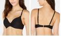 Calvin Klein Pleated Underwire Bikini Top