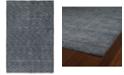 "Kaleen Renaissance Renaissance-00 Charcoal 7'6"" x 9' Area Rug"