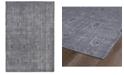 Kaleen Restoration RES01-75 Gray 2' x 3' Area Rug