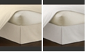"""Belles Whistles Belles and Whistles 14"""" Tailored King Bed Skirt with Pleats"""
