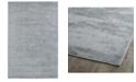 "Kaleen Luminary LUM01-77 Silver 5' x 7'9"" Area Rug"