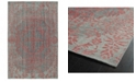 Kaleen Relic RLC08-92 Pink 4 'x 6' Area Rug