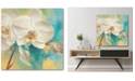"""Courtside Market Spring Into Summer II 16"""" x 16"""" Gallery-Wrapped Canvas Wall Art"""