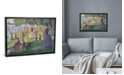 """iCanvas Sunday Afternoon on The Island of La Grande Jatte, 1884-86 by Georges Seurat Gallery-Wrapped Canvas Print - 26"""" x 40"""" x 0.75"""""""