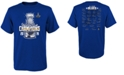 Outerstuff Big Boys St. Louis Blues 2019 Stanley Cup Champ Roster T-Shirt