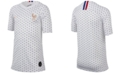 Nike Big Boys France National Team Women's World Cup Away Jersey