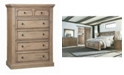 Coaster Home Furnishings Florence 5-Drawer Chest with Knob Hardware