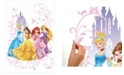 York Wallcoverings Disney Princess Wall Graphix Peel and Stick Giant Wall Decals