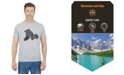Mountain And Isles Short Sleeve Hike Your Own Hike Graphic Tee
