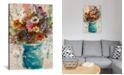 """iCanvas Vase Study by Julian Spencer Wrapped Canvas Print - 40"""" x 26"""""""