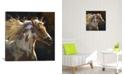 """iCanvas Spirit Horse by Carolyne Hawley Wrapped Canvas Print - 26"""" x 26"""""""