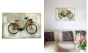 """iCanvas Bike Italy by Amanda Wade Wrapped Canvas Print - 40"""" x 60"""""""
