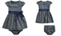 Polo Ralph Lauren Baby Girls Cotton Dress
