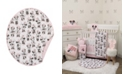 Disney Minnie Mouse Round Quilted Blanket