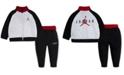 Jordan Baby Boys 2-Pc. Jumpman Jacket & Jogger Pants Set