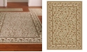 KM Home CLOSEOUT! Roma Floral Ivory 3-Pc. Rug Set