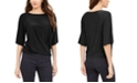 Alfani Twisted Top, Created for Macy's