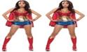 BuySeasons Buy Seasons Women's Wonder Lady Costume