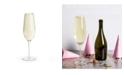 True Big Bubbly - Full Bottle Prosecco Glass