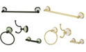 Kingston Brass Victorian 4-Pc. Bathroom Accessory Set