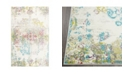 "Global Rug Designs Jano JAN02 Ivory 6'6"" x 9'6"" Area Rug"