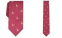 Club Room Men's Mallard Duck Print Tie, Created For Macy's
