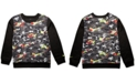 Nike Little Boys Camo-Print Sweatshirt