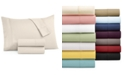 AQ Textiles Parker 1200-Thread Count 4-Pc. Queen Extra Deep Sheet Set