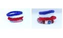 Michael Gabriel Designs American Flag Stack of 4