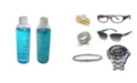 iSonic CSGJ01 Ultrasonic Jewelry, Eye Wear Cleaning Solution Concentrate, 2 Pack