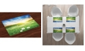 Ambesonne Spring Place Mats, Set of 4