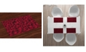 Ambesonne Maroon Place Mats, Set of 4